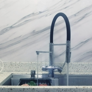 Why do you need a 3 way water filter tap?